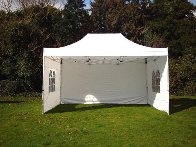 gardensofa.com Pop up 4.5m x 3m gazebo